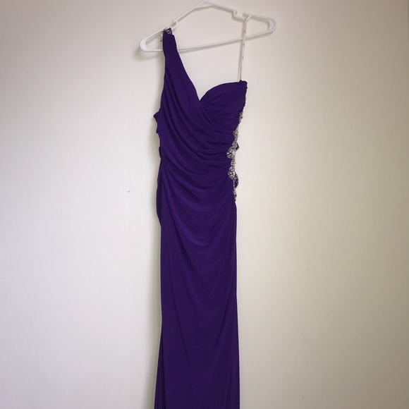 Juicy Couture Dresses | Gorgeous Prom Dress Only Worn Once | Poshmark