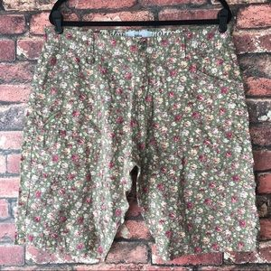 Publish Other - Publish Today For Tomorrow Floral Shorts