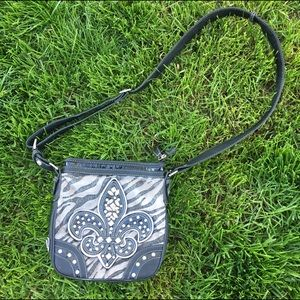 Miss Me cross body purse