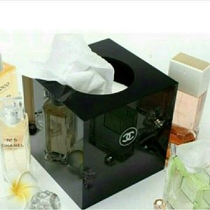 CHANEL Other - Chanel tissue box