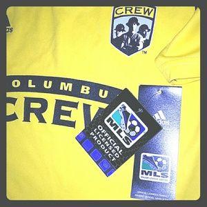 Adidas Shirts   Tops - NWT Adidas COLUMBUS CREW Soccer Jersey Toddler b31598a2e