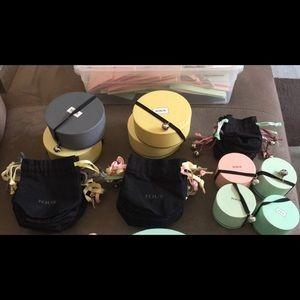 Tous Other - Tous boxes with pouches