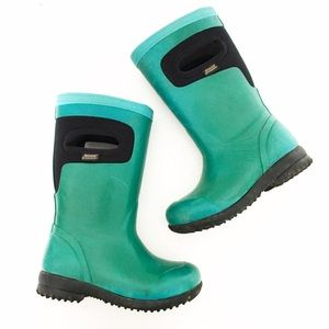 Bogs Other - Boys Boys Infant Green Tacoma Rain Boots
