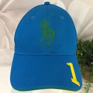 Ralph Lauren Accessories - Polo Ralph Lauren Fragrances Hat Big Pony Logo  1 7bdea825814f