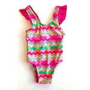 Other - Chevron Swimsuit