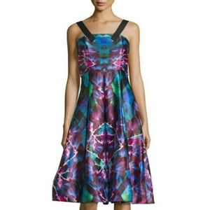 NWT Mackenzie Mode watercolor dress PRICE REDUCED
