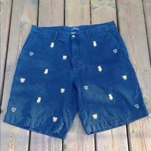 Men's Polo by Ralph Lauren crest all over shorts