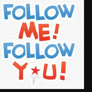 1.❤ me. 2. Share 3.follow all