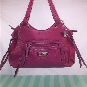 Rosetti Handbags - ROSETTI NWOT Deep Pink Shoulder Bag