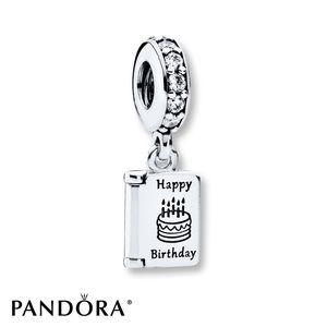 pandora charm 18 birthday