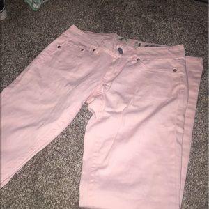 Denim - Light pink Jeggings