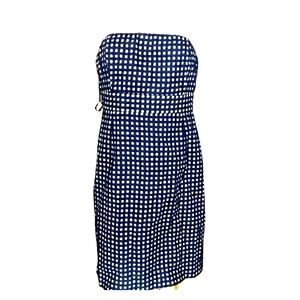 Vineyard Vines Dresses & Skirts - Vineyard Vines Carolyn Navy Lace Dress