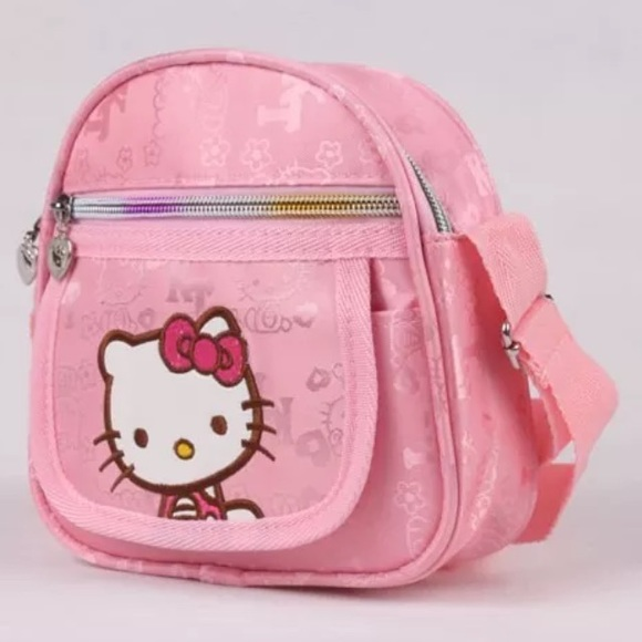 c96653b5a6 Small Hello Kitty Cute Pink Purse