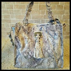 Elliott Lucca Handbags - Elliott Lucca leather tote
