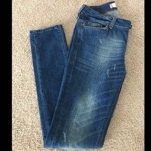 Zara basic super skinny jeans