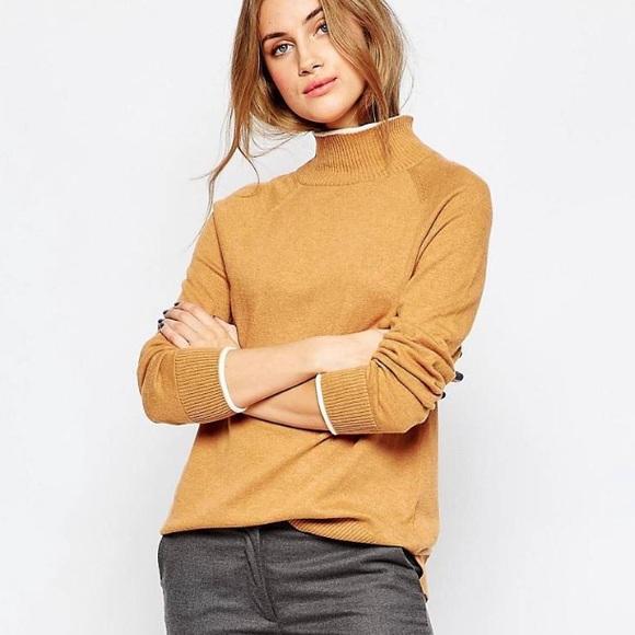 d8c1715e85 ASOS Sweaters - Mustard Yellow light sweater