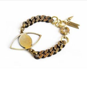Pamela Love Jewelry - Third Eye Bracelet by BIKO