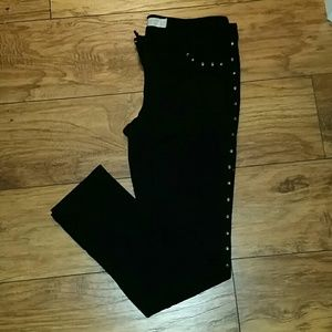 XL blk leggings