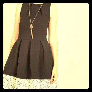 Closet Dresses & Skirts - Closet London Black/Wht Lace Luck Be A Lady Dress