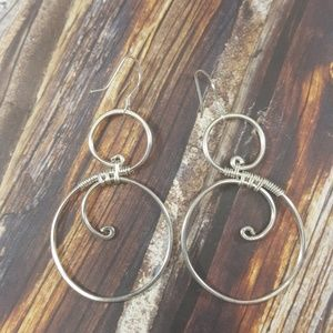 Jewelry - Sterling Silver Filled Earrings Handmade