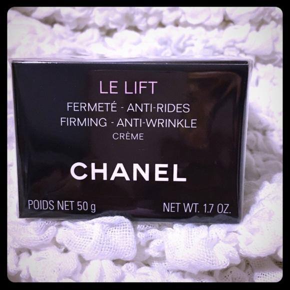 LE LIFT CRÈME Firming - Anti-Wrinkle Cream. NWT. CHANEL 17578ffe5fe1