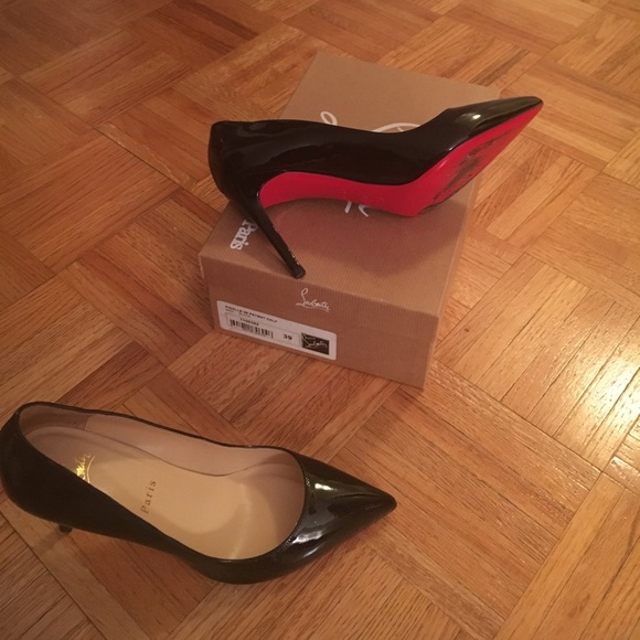 21e87006921d Christian Louboutin Shoes - Louboutins pigalle 85mm