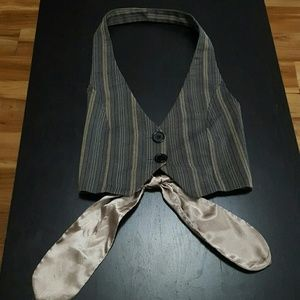Halter vest top small