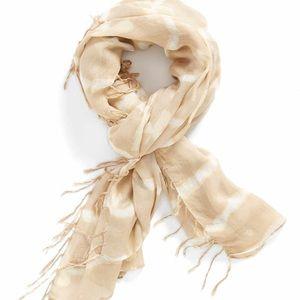 hinge Accessories - Tie-dye scarf