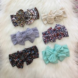 Other - 🌻Floral & More Headbands!