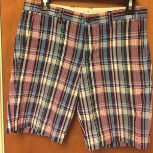 Ben Sherman Other - Men's Ben Sherman Plaid Shorts - Sz 30