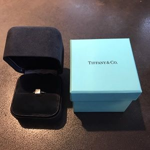 Auth. Tiffany & Co. Frank Gehry Bead Ring