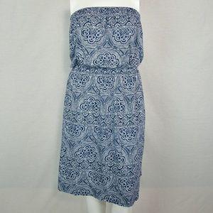 Old Navy Dresses & Skirts - Old Navy Blue White Tube Dress Size 4X