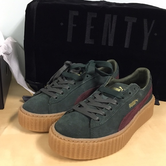 2fc145a19989 Puma Shoes - Puma x Fenty Rihanna Creeper Sneaker - NEW
