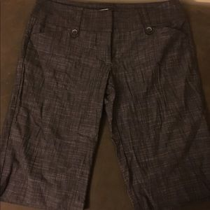 Brown like new Bermuda shorts