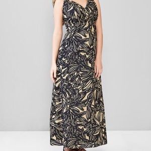NWT Gap Maternity Maxi Dress