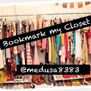 Other - FOLLOW ....LIKE to SAVE closet & Shop Often.