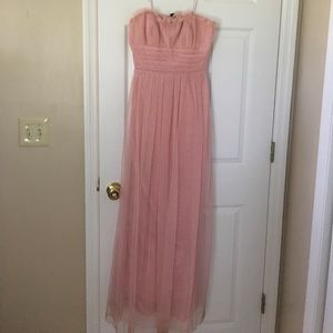 Vera Wang Size 6 Pink Bridesmaid dress!!
