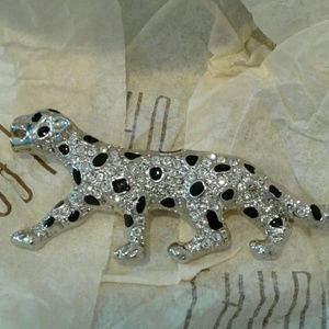 Landau Jewelry - Panther Pin by Landau