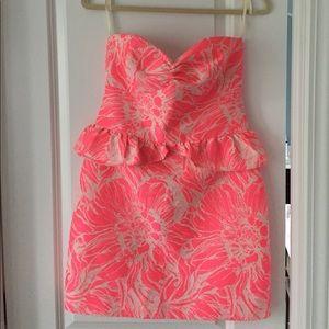Cocktail dress by Britt Ryan
