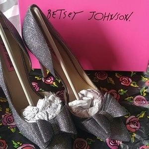 Betsey Johnson Shoes - 💣SALE💋NWT Betsey Johnson stiletto style heels