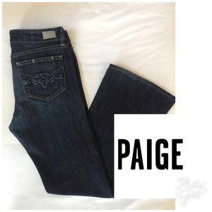 Paige Jeans Denim - Paige Jeans Laurel Canyon Bottcut Size 30👖👖👖👖