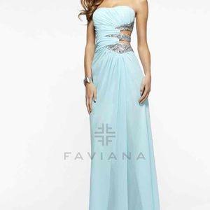 Faviana Dresses & Skirts - FAVIANA Dress
