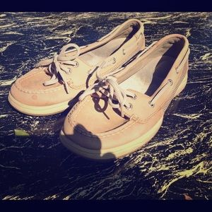 Women's Sperrys 7.5