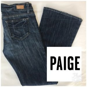 Paige Jeans Denim - Paige Petite Hollywood Hills Bootcut Size 26👖