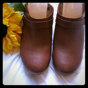 Old Navy Shoes - Old navy mules/clogs