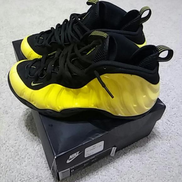 Doernbecher Nike Foamposite OneOn Feet Images