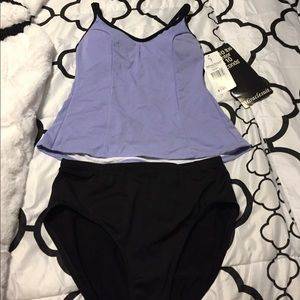 Miraclesuit Other - Miraclesuit two piece swimsuit nwt sz 8