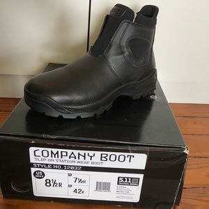 5.11 Tactical Other - Men's work boot. Ideal for firefighters, police.