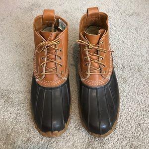 L.L. Bean Other - Men's L.L. Bean duck boots