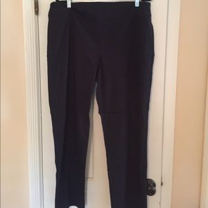 attyre Pants - Attyre from Stein Mart. Black trousers. 20W.